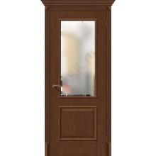 Межкомнатная дверь Классико-13 - в цвете Brown Oak (Товар № ZF47077)