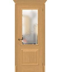 Межкомнатная дверь Классико-13 - в цвете Real Oak (Товар № ZF47081)