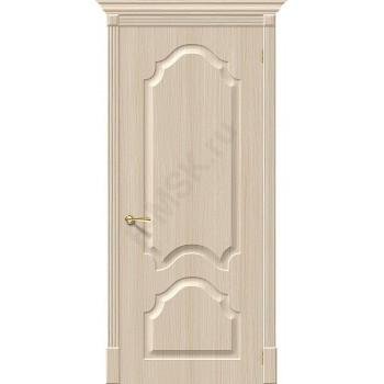 Межкомнатная дверь ПВХ Скинни-32 в цвете П-30 (БелДуб). (Товар № ZF47053)