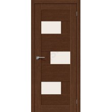 Межкомнатная дверь Легно-39 - в цвете Brown Oak (Товар № ZF47103)