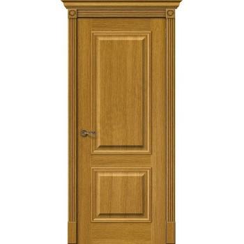Межкомнатная дверь Вуд Классик-12 (Гранд) - в цвете Natur Oak (Товар № ZF47187)