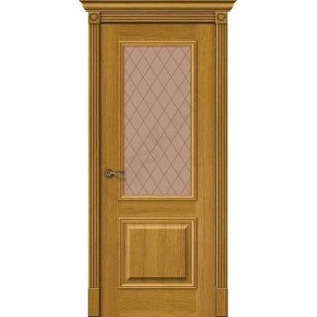 Межкомнатная дверь Вуд Классик-13 (Гранд) - в цвете Natur Oak (Товар № ZF47195)