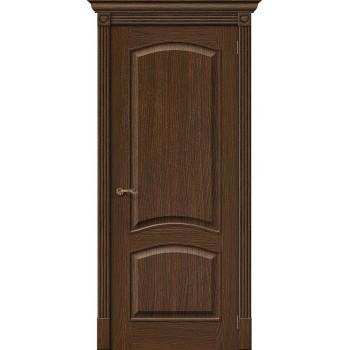 Межкомнатная дверь Вуд Классик-32 (Капри-3) - в цвете Golden Oak (Товар № ZF47209)