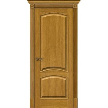 Межкомнатная дверь Вуд Классик-32 (Капри-3) - в цвете Natur Oak (Товар № ZF47211)