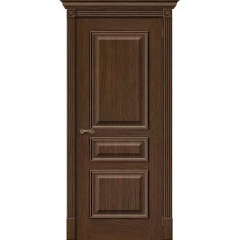 Межкомнатная дверь Вуд Классик-14 - в цвете Golden Oak (Товар № ZF47193)