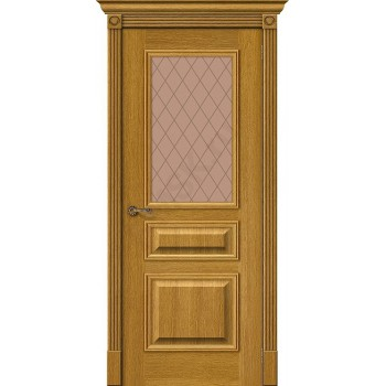 Межкомнатная дверь Вуд Классик-15.1 - в цвете Natur Oak (Товар № ZF47207)