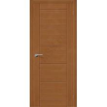 Межкомнатная дверь шпонированная Граффити-4 в цвете Ф-11 (Орех) (Товар № ZF47107)