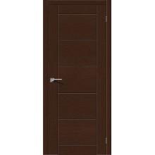 Межкомнатная дверь шпонированная Граффити-4 в цвете Ф-27 (Венге) (Товар № ZF47105)