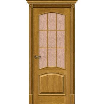 Межкомнатная дверь Вуд Классик-33 (Капри-3) - в цвете Natur Oak (Товар № ZF47217)