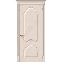 Межкомнатная дверь шпонированная Афина в цвете Ф-20 (БелДуб) (Товар № ZF47111)