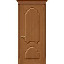 Межкомнатная дверь шпонированная Афина в цвете Ф-11 (Орех) (Товар № ZF47123)