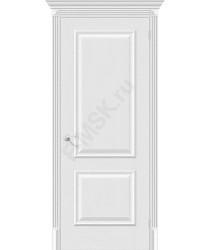 Межкомнатная дверь экошпон Межкомнатная дверь Классико-12 в цвете Virgin (Товар № ZF46955)