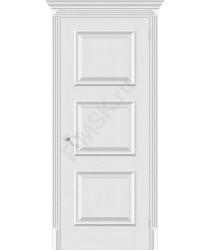Межкомнатная дверь экошпон Классико-16 в цвете Virgin (Товар № ZF46969)