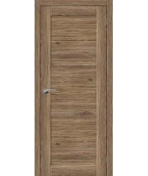 Межкомнатная дверь экошпон Межкомнатная дверь Легно-21 в цвете Original Oak (Товар № ZF46981)