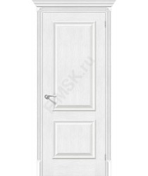 Межкомнатная дверь экошпон Межкомнатная дверь Классико-12 (new) в цвете Royal Oak (Товар № ZF46953)