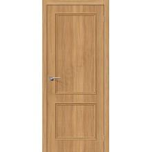 Межкомнатная дверь экошпон Симпл-12 в цвете Anegri Veralinga (Товар № ZF47031)