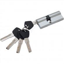 Цилиндр Ключ-ключ Avers AM-80 в цвете CR Хром. (Товар № ZF462)