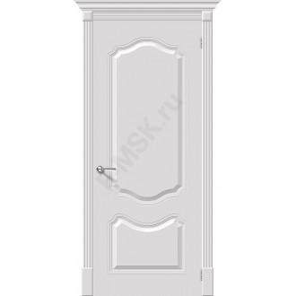 Дверь эмаль Серия Fix Фолк в цвете К-23 (Белый) (Товар № ZF170)