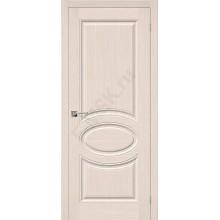 Дверь шпонированная Статус-20 в цвете Ф-20 (БелДуб) (Товар № ZA55657)