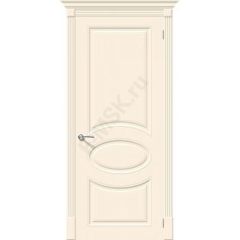 Дверь эмаль Скинни-20 в цвете Cream (Товар № ZA55629)