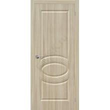 Дверь ПВХ Скинни-20 в цвете П-34 (Шимо Светлый). (Товар № ZF130)