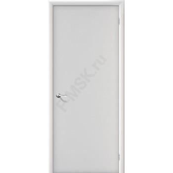 Дверь строительная Гост в цвете Л-23 (Белый). (Товар № ZF54)