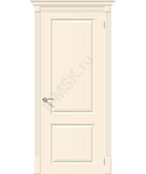 Дверь эмаль Скинни-12 в цвете Cream (Товар № ZF70)
