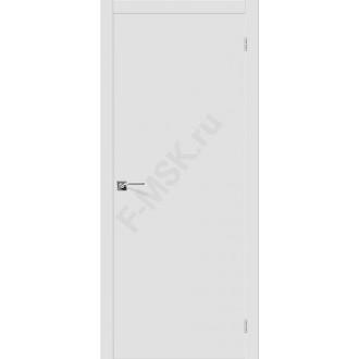 Дверь эмаль Скинни-10 в цвете Whitey (Товар № ZF138)