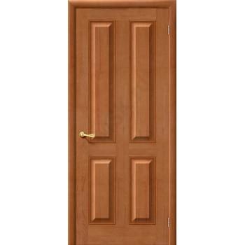 Межкомнатная дверь из Массива М15 ПГ Светлый лак Белорусские двери Цвет: Светлый лак Глухая (Товар №  ZF1208)