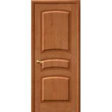 Межкомнатная дверь из Массива М16 ПГ Светлый лак Белорусские двери Цвет: Светлый лак Глухая (Товар №  ZF1198)