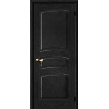 Межкомнатная дверь из Массива М16 ПГ венге Беловежские двери Цвет: Венге Глухая (Товар №  ZF1199)