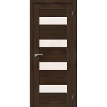 Дверь экошпон Легно-23 в цвете Dark Oak остекленная (Товар № ZF58982) (Товар № ZF105540)