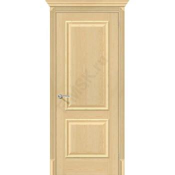 Дверь из массива без отделки Классико-12 в цвете Без отделки. (Товар № ZF111534)