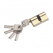 Цилиндр Bravo AЕK-60-30/30 ключ/ключ в цвете G Золото. (Товар № ZF111596)