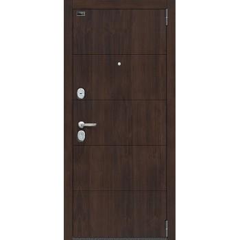 Дверь входная металлическая Porta S 4.П22 (Прайм) Almon 28 / Cappuccino Veralinga (Товар № ZF193363)