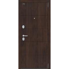Входная металлическая дверь Браво Porta S 4.П22 (Прайм) в цвете Almon 28 / Wenge Veralinga |Полотно 90 мм, Металл 1.2 мм, Вес 81 кг (Товар № ZF193362)