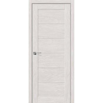 Дверь межкомнатная Эко Шпон Легно-21 Chalet Blanc (Товар № ZF193424)