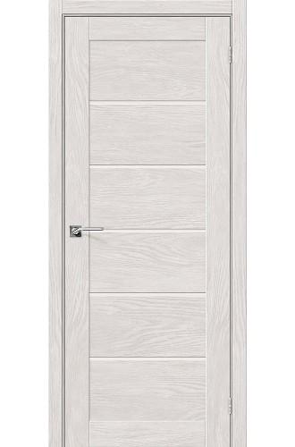 Дверь межкомнатная Эко Шпон Легно-22 Chalet Blanc (Товар № ZF193423)