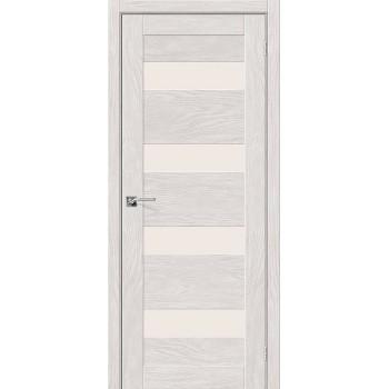 Дверь межкомнатная Эко Шпон Легно-23 Chalet Blanc (Товар № ZF193425)