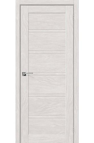 Дверь межкомнатная Эко Шпон Легно-28 Chalet Blanc (Товар № ZF193422)