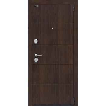 Дверь входная металлическая Porta S 4.П50 (IMP-6) Almon 28 / Cappuccino Veralinga (Товар № ZF193430)