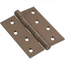 Петля врезная стальная для межкомнатной двери МатХром (Товар № ZF193419)