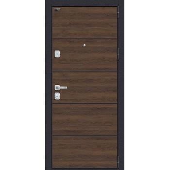 Входная металлическая дверь Браво Porta M П50.Л22 Tobacco Greatwood / Nordic Oak |Полотно 98 мм, Металл 1.2 мм, Вес 92 кг (Товар № ZF193437)