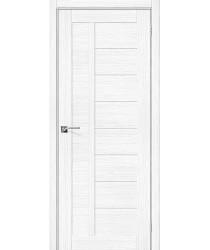 Дверь межкомнатная Эко Шпон Порта-26 Snow Veralinga (Товар № ZF193440)