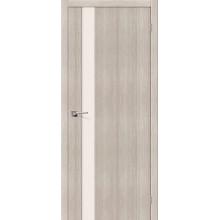 Дверь межкомнатная Эко Шпон Порта-11 Cappuccino Veralinga (Товар № ZF193371)