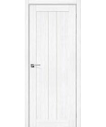 Дверь межкомнатная Эко Шпон Порта-24 Snow Veralinga (Товар № ZF193459)