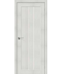 Дверь межкомнатная Эко Шпон Порта-24 Bianco Veralinga (Товар № ZF193457)