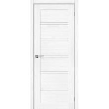 Дверь межкомнатная Эко Шпон Порта-28 Snow Veralinga (Товар № ZF193463)
