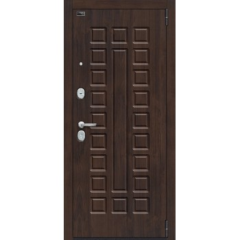 Дверь входная металлическая Porta S 51.П61 (Урбан) Almon 28 / Bianco Veralinga (Товар № ZF193372)