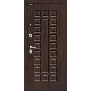 Дверь входная металлическая Porta S 51.П61 (Урбан) Almon 28 / Cappuccino Veralinga (Товар № ZF193375)